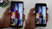 红米Note 5 Pro和iPhone 7速度对比测试