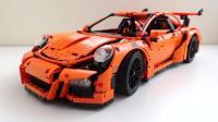LEGO 保时捷911 GT3 RS 深入动手玩儿 | 巴特曼动手玩儿