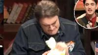 非正式会谈: 外国人比赛扒柚子, 美国老外手劲真大啊