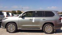 新雷克萨斯LX 570 -全尺寸豪华SUV | LEXUS雷克萨斯配置讲解