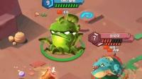 贪吃小怪物 绿色的走在时尚前沿的叛逆期的章鱼怪 夏墨解说
