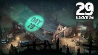 【29天】废墟生存挑战! 活下就有1亿美金!
