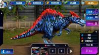 侏罗纪世界游戏第657期: 棘龙★恐龙公园★哲爷和成哥
