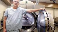 英国发明环保水葬, 遗体在150度溶液中融化, 最后排入下水道