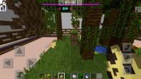 我的世界手游服务器小游戏#60: 森林★速建大师★哲爷和成哥