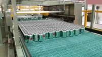 实拍易拉罐啤酒自动灌装生产线, 网友: 在这里上班啤酒应该管饱吧