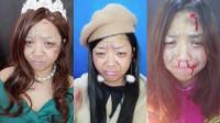 女人化妆前后的区别, 丑女瞬间秒变女神