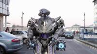 科技感十足! 世界上最新最酷的机器人盘点