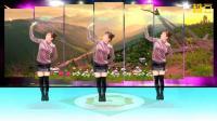 玫香原创60步广场舞《盼春》音乐太好听了