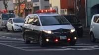 日本各种紧急车辆出警 必然伴随着喊话