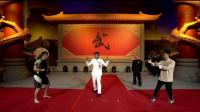 刚刚, 徐晓冬又出手打败了一个传统武术家!