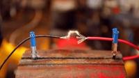 这才是电烙铁接线正确方式, 可不是一滴焊锡粘住那么简单