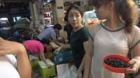 越南美女老板娘用中文拉客, 这普通话水平太高了