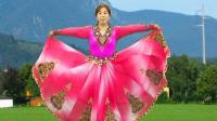 新疆舞独舞