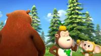 熊熊与伙伴们的欢乐童年54 送苹果给凯特