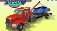 汽车总动员玩具 公路拖车 闪电麦昆玩具.mp4