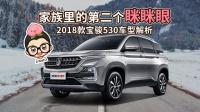 【购车300秒】家族里的第二个眯眯眼 2018款宝骏530 车型解析