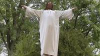 街头恶搞: 耶稣复活, 残疾人恢复正常, 把路人逗坏了