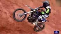 惊险刺激的山地摩托车越野挑战赛, 外国人少不是没有原因的!