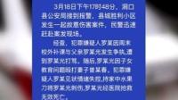 湖南: 少年与父争执 见其殴打母亲后将其刺死