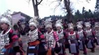 贵州夜郎山歌云南山歌 民族盛装舞蹈实拍
