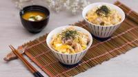 滑蛋鸡肉饭, 在家轻松做出与餐厅无异的味道!