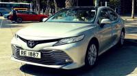 【粤语中字】型格变身 2018试驾新一代丰田凯美瑞Camry Toyota