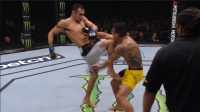 UFC223 预热 魔鬼的步伐 鬼魅的身形 弗格森秀翻RDA