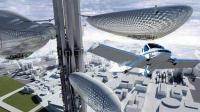 上海将建成全球首个飞行大厦, 到处是停机坪, 住的都是亿万富豪