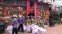 云南旅游之八《蓝月谷、少数民族演出》密-若水拍摄