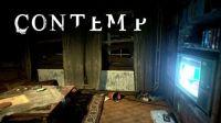 恐怖游戏《Contemp当代的》鬼宅探险&超真实高能