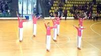 广场舞协会周年庆典比赛获奖舞蹈《书房门前一枝梅》