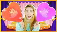 为迪士尼公主派对制作气球的爱丽 | 爱丽和故事 EllieAndStory