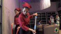 中国人在柬埔寨开的咖啡馆, 女员工都是当地妹子, 月工资一千左右
