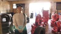 67集: 中国人在非洲经营10年轮胎生意, 工作环境难以想象