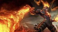 超神解说:复仇焰魂布兰德,辅助照样秒人,如火神降临