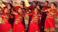 靖西2018春节老体协, 民族舞《敬祝毛主席万寿无疆》