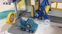 迪士尼汽车玩具总动员: 超大玩具城堡 警车珀利玩具故事