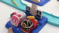 变形警车珀利: 迷失之城超好玩的儿童益智玩具! 亲子互动玩具