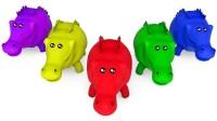 儿童学英语 颜色短吻鳄 形状纺大象动物 卡通童谣歌曲 儿童学英语街道车辆车库水箱