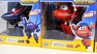 超级飞侠酷飞的扭扭蛋变形 变形机器人小爱 多多 小青 米莉玩具.mp4