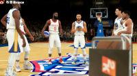 【布鲁】NBA2K18全明星三分球大赛!哈登vs库里杜兰特汤普森!勇士三兄弟(28)