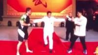 格斗狂人徐晓冬对战咏春拳高手丁浩,两位高手的巅峰对决!