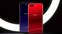 【国产手机】OPPO R15中国红版真机图赏!万紫千红