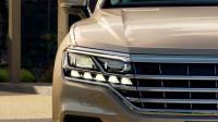 2019全新一代大众旗舰越野车途锐Touareg细节抢先看Volkswagen