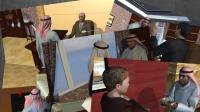 花费10亿美元 3D揭秘卡塔尔营救被绑王室行动
