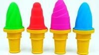 太空沙手工DIY冰淇淋 儿童益智玩具亲子早教