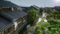 日本的这个村庄, 不仅没有下水道, 鱼还能游进家里吃菜