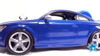 儿童汽车玩具视频: 吉普车 越野车汽车总动员儿童卡通汽车仿真汽车