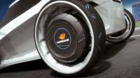 中国小伙发明磁悬浮轮胎, 让汽车的制动效率提升2倍!